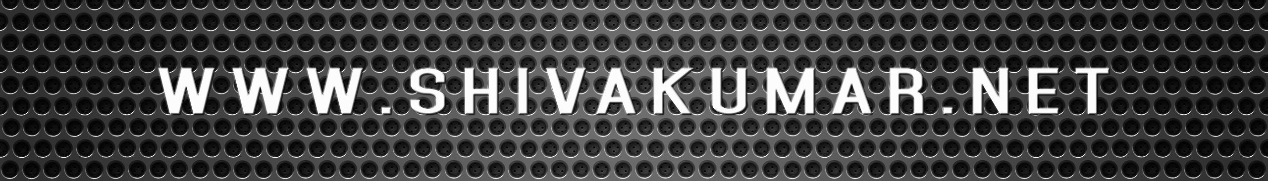 www.shivakumar.net