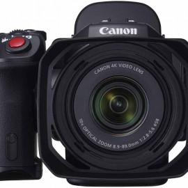 Canon XC10 – Hybrid 4K companion to EOS Lineup